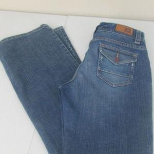 Express X2 10 Flare Leg Jeans